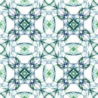 Fractal: Plane Symmetry Group