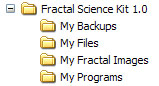 Home Folder Hierarchy